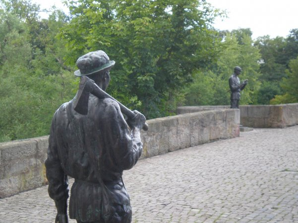 Statuen in Northessen